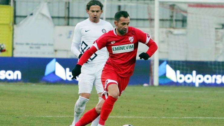 Boluspor Osmanlıspor'a kaybetti