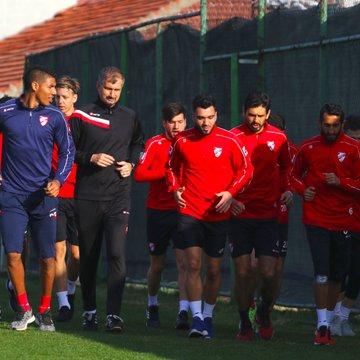 Boluspor Bursaspor hazırlıkları