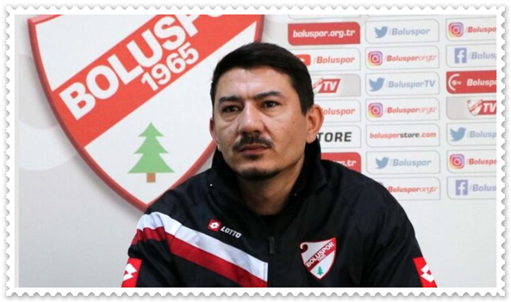 Boluspor Teknik Direktörü
