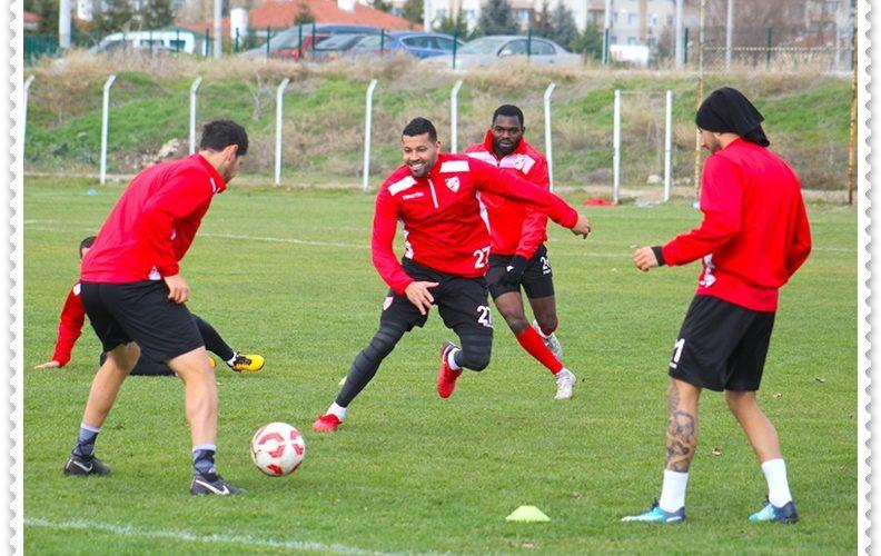 Boluspor Menemenspor Maçına Hazırlanıyor