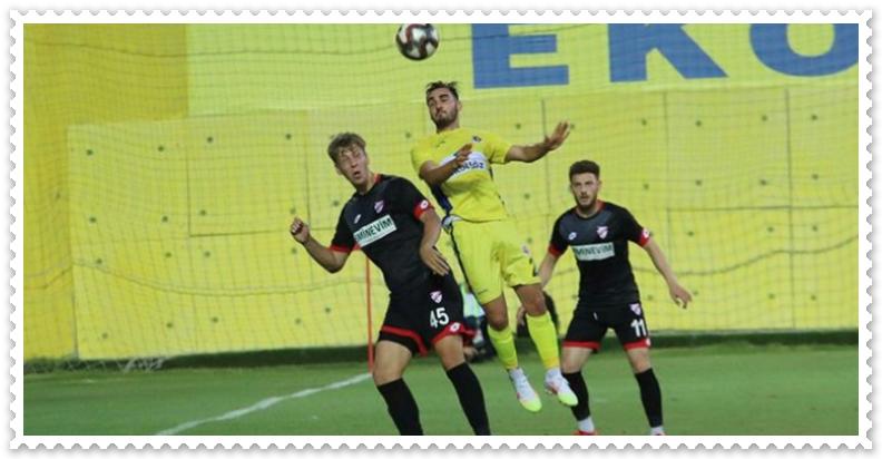 Boluspor Menemenspor maçı