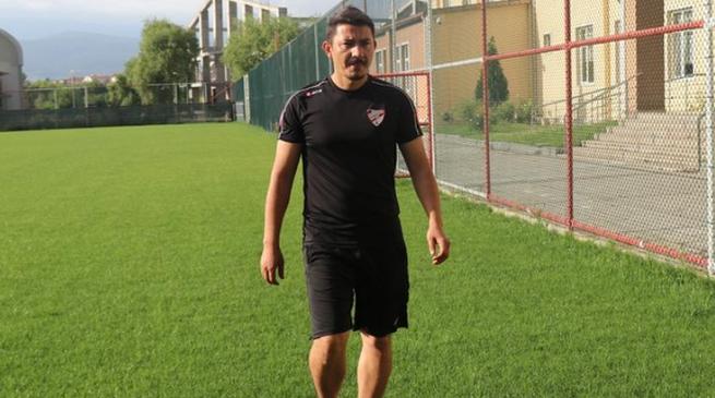 Boluspor teknik direktörü Fırat Gül