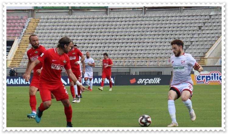 Boluspor Akhisarspor Maçı 0 – 1